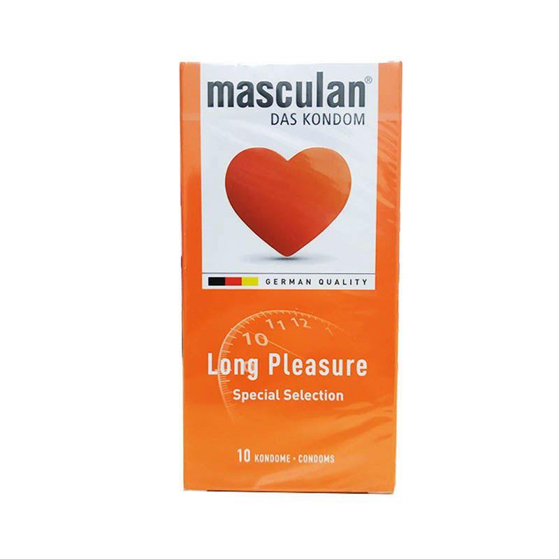 Bao Cao Su Masculan Das Kondom Long Pleasure (10 Cái/ Hộp) - Chính Hãng -  Giá Tốt Chỉ 0 ₫ - Còn Hàng % Current_month_custom% / 2021